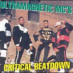 Ultramagnetic MC's - Critical Beatdown LP
