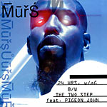 "Murs - 24 Hours w/a G 12"" Single"