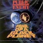 Public Enemy - Fear of a Black Planet CD