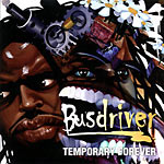 Busdriver - Temporary Forever CD
