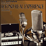 DJ Spinna - Beyond Real Experience 2 2xLP