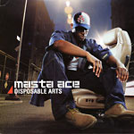 Masta Ace - Disposable Arts 2xLP