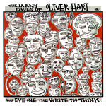 Oliver Hart (Eyedea) - The Many Faces of... CD