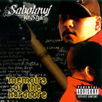 Mr. Sabotawjyostyle - Memoirs of the Hardcore CD