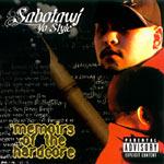 Mr. Sabotawjyostyle - Memoirs of the Hardcore CD