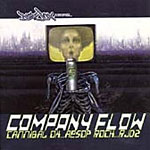 Company Flow/Cannibal Ox - Def Jux Presents Vol 1 CD