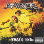 Artifacts - That's Them CD