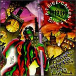 A Tribe Called Quest - Beats Rhymes & Life CD