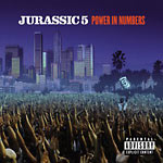 Jurassic 5 - Power In Numbers CD