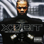 Xzibit - Man vs Machine (import) CD