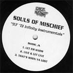 Souls of Mischief - 93 'til Instrumentals 2xLP
