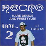 Necro - Rare Demos vol. 2 CD