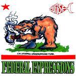 The Cuf - Federal Expressions CDR EP