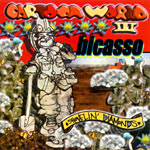Bicasso - Cartoon World III CD