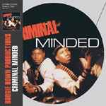 Boogie Down Productions - Criminal Minded(pic.disk) LP
