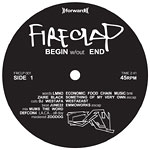 "Fireclap - Begin w/out End 7"" Single"