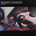 Konceptual Dominance - Savage Intelligence CD