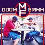 MF Doom & MF Grimm - MF Doom & MF Grimm 2xLP