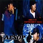 Aesop - Area 51 CD