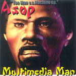 Aesop - Multimedia Man CD EP