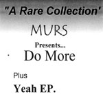 Murs - Do More + Yeah CD EP