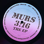 """Murs - Murs 3:16 12"""" EP"""