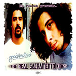 "Good4Nuthin' - Real Sacramento Kings 12"" Single"