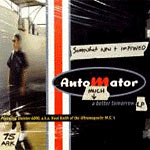 Dan the Automator - A Much Better Tomorrow CD