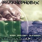 Araknophobix - Telepathic Ambush CDR