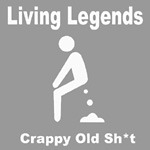 Living Legends - Crappy Old Shit CD