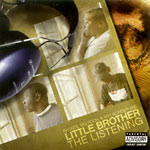 Little Brother - The Listening CD