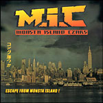 Monsta Island Czars - Escape From Monsta Island CD