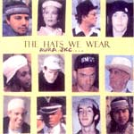 Aura (of JKC) - The Hats We Wear CDR