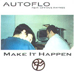 Autoflo - Make It Happen CD