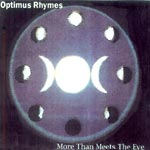 Optimus Rhymes - More Than Meets the Eye CDR
