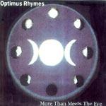 Optimus Rhymes - More Than Meets the Eye CDR