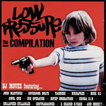 DJ Moves - Low Pressure Compilation CD