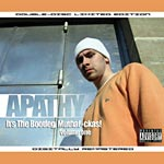 Apathy - It's the Bootleg Muthaf** 2xCD