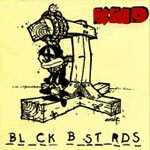 KMD - Bl_ck B_st_rds (re-issue) CD