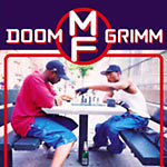 MF Doom & MF Grimm - MF Doom & MF Grimm CD EP