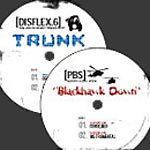 "PBS & Disflex6 - split 7"" Single"