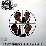 "Souls of Mischief - Soundscience 12"" Single"