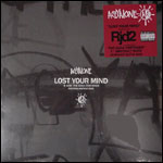 "Aceyalone - Lost Your Mind 12"" Single"