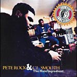 Pete Rock & CL Smooth - The Main Ingredient CD