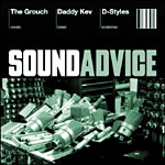 The Grouch and Daddy Kev - Sound Advice CD EP