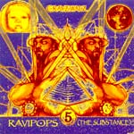 C-Rayz Walz - Ravipops CD