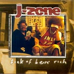 J-Zone - Sick of Bein' Rich CD