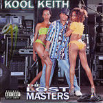 Kool Keith - Lost Masters LP