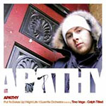 "Apathy - Put Ya Dukes Up 12"" Single"