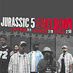 "Jurassic 5 - Freedom 12"" Single"